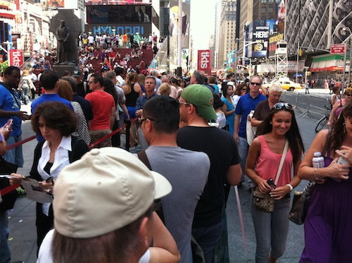 nyc people