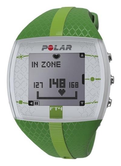 polar ft7 heart rate monitor womens green