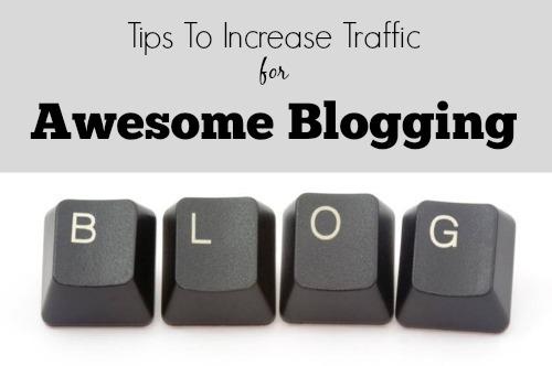 tips to increase bloggin traffic