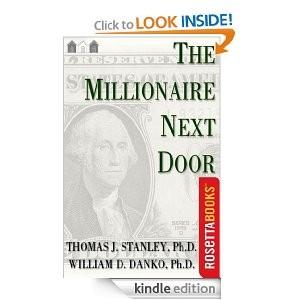 favorite finance book - millionaire next door