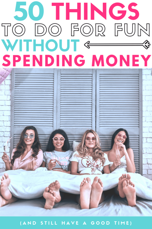 things to do for fun without spending money