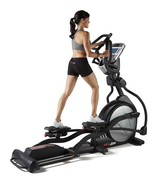 healthy christmas gift idea - cardio equipment elliptical machine