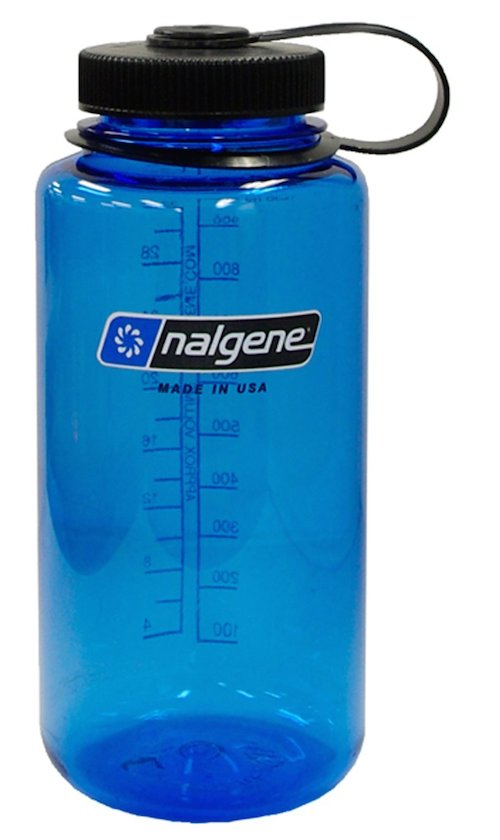 healthy christmas gift idea - nalgene water bottle