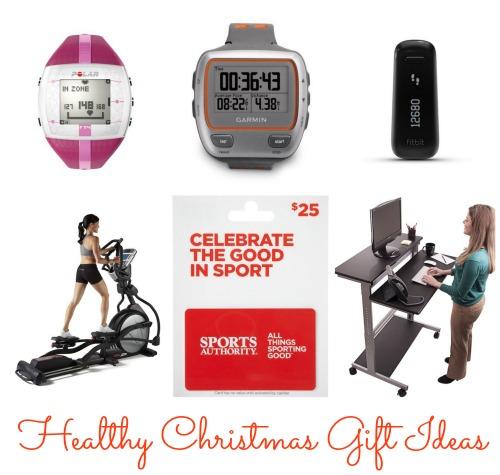 healthy christmas gift ideas 2014