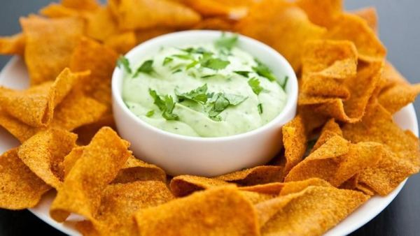betty crocker avocado lime ranch dip
