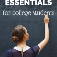 7 Money Essentials For College Students
