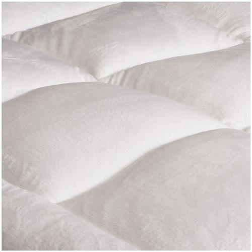 mattress plush topper