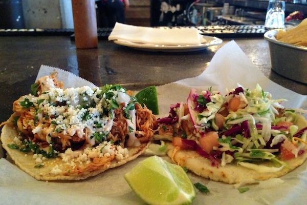 nashville trip recap tacos