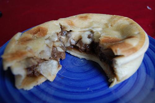 meat pie in new zeland