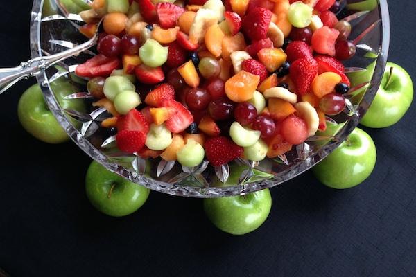 baby shower food fruit - amerrylife.com