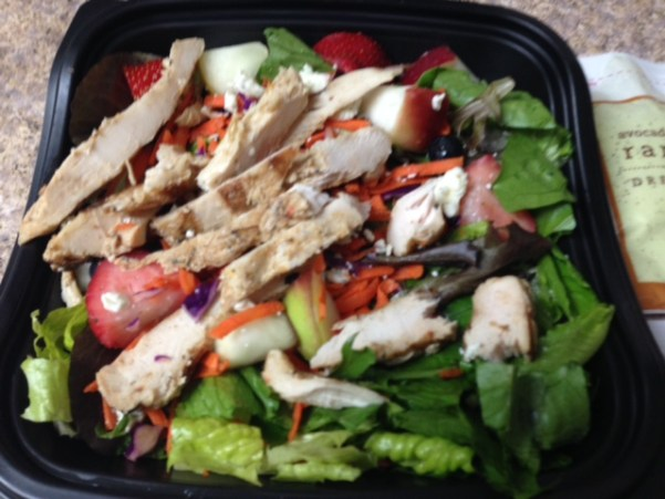 The Chick Fil A Grilled Market Salad Review