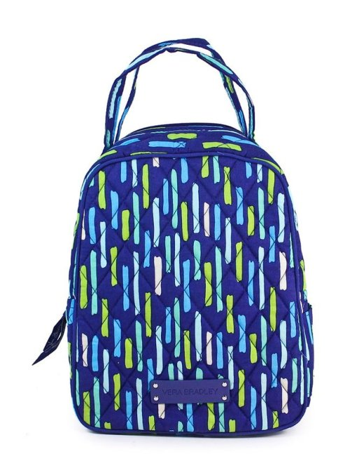 Vera Bradley Lunch Bunch Bag Paisley Stripes in 2018 Vera a102e2e92f0c0