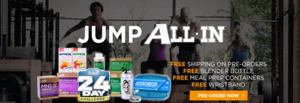 jump all in with advocare 24 day challenge 2016