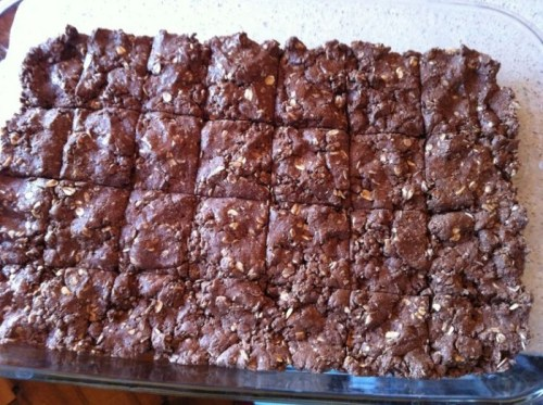 healthy advocare snacks - muscle gain protein bars