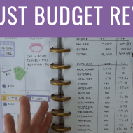August 2018 Budget Review