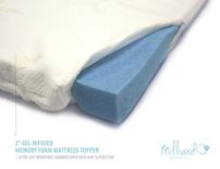 gift ideas for people with lower back pain - mattress topper