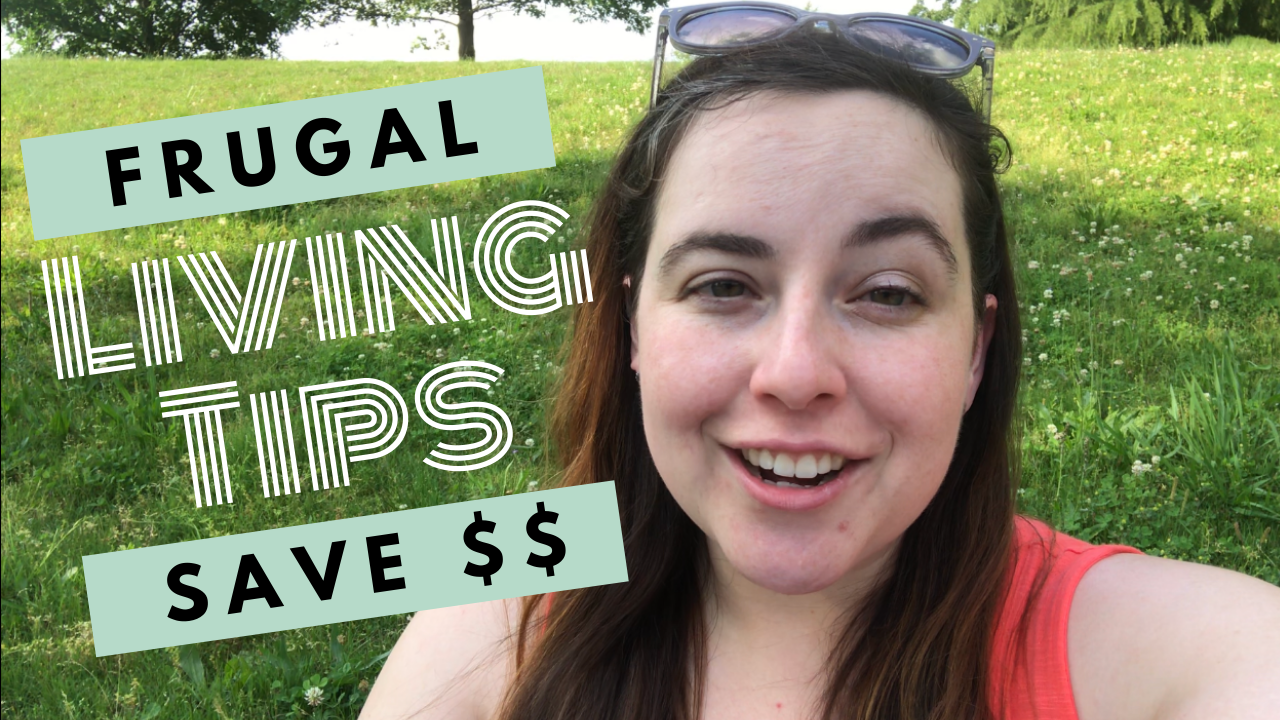 frugal living tips to save money
