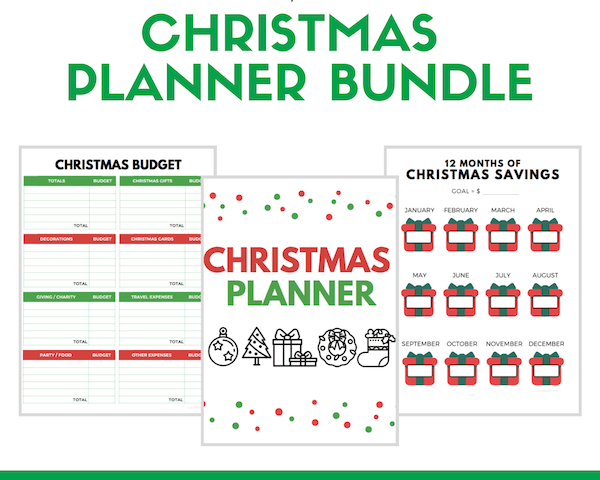 How To Budget & Save For Christmas