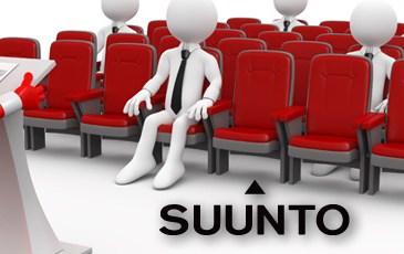 Centrum potápění Amers - přednáška o počítačích Suunto