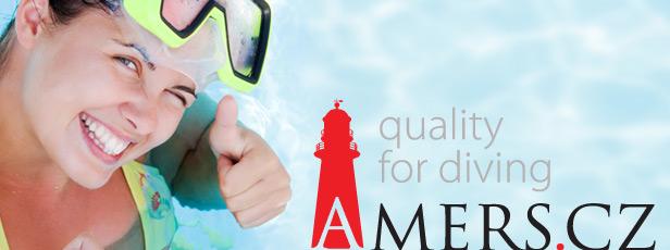 Centrum potápění Amers - půjčovna