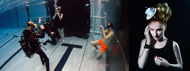 Amers - podvodní fotografování