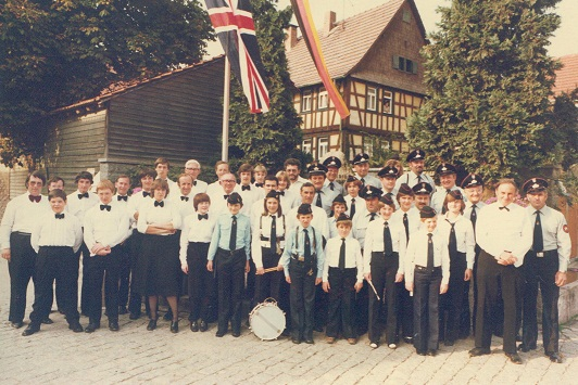 1981 amersham and hochstaden band