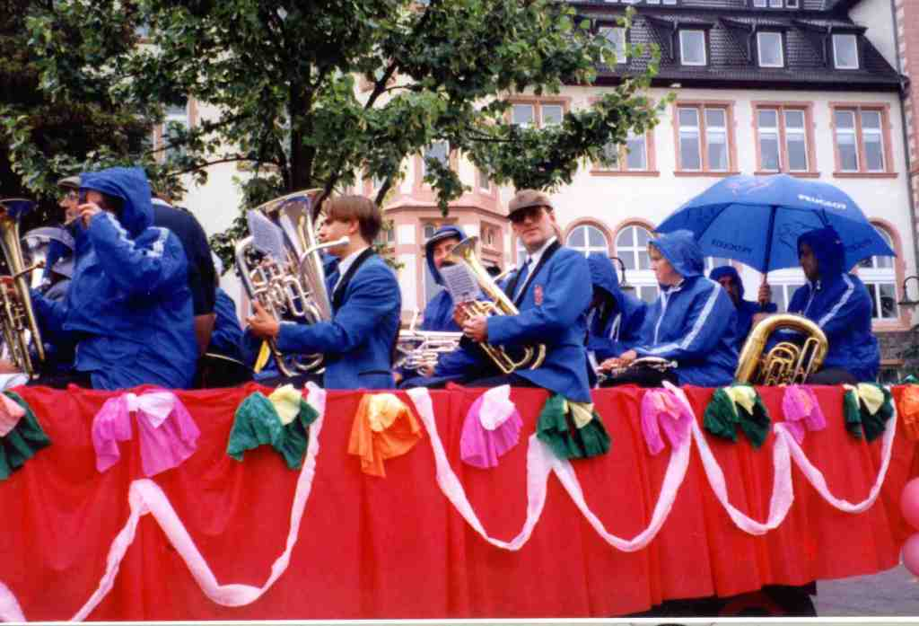 bensheim parade 1995