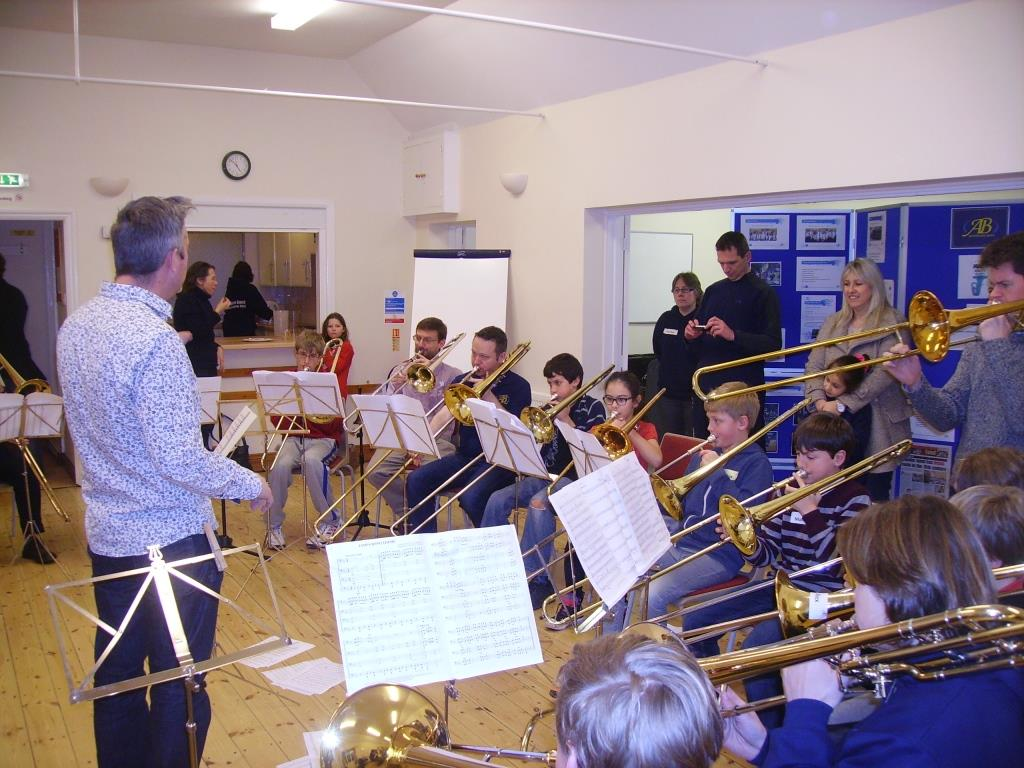 Trombone workshop 3