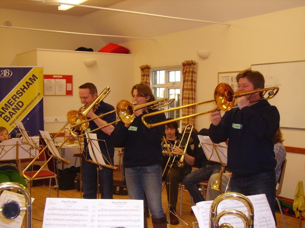 Trombone workshop 4