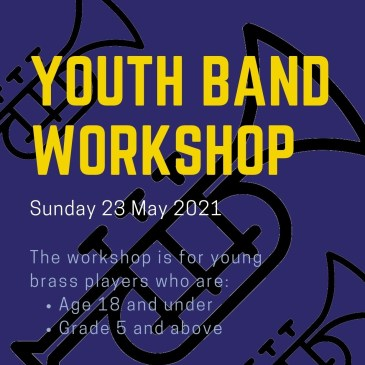 A New Youth Band ! – Initial Workshop
