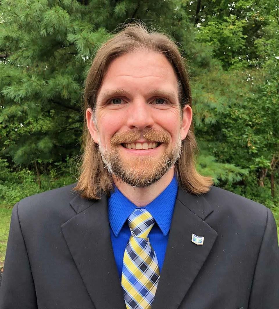 Pastor Eric Christenson