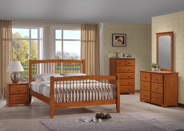 5 Piece Bedroom SetsPlatform BedsYouth BedsBunk Beds