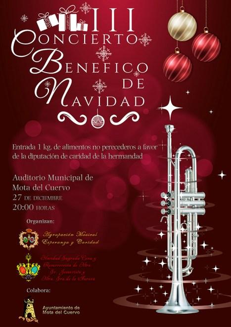 II concierto benéfico de Navidad