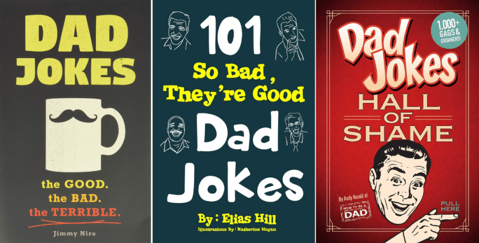 joke books for dads and kids