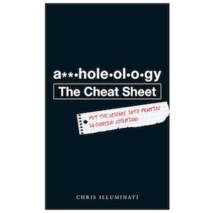 Assholeology-The-Cheat-Sheet