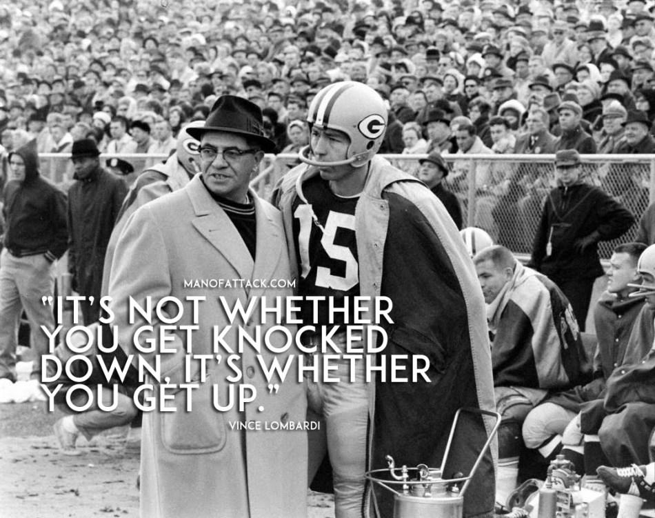 Vince Lombardi Motivational Quotes