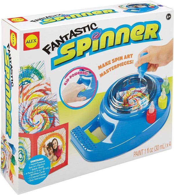 Kids Art Spinner