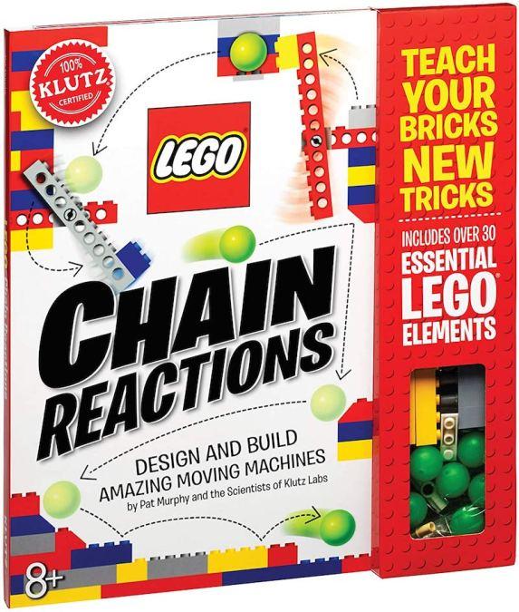 LEGO Chain Reaction Set