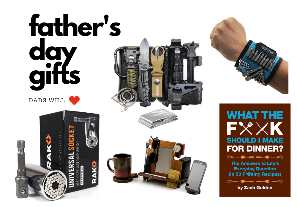 Unique Father's Day Gifts: 30 Awesome Ideas For 2020