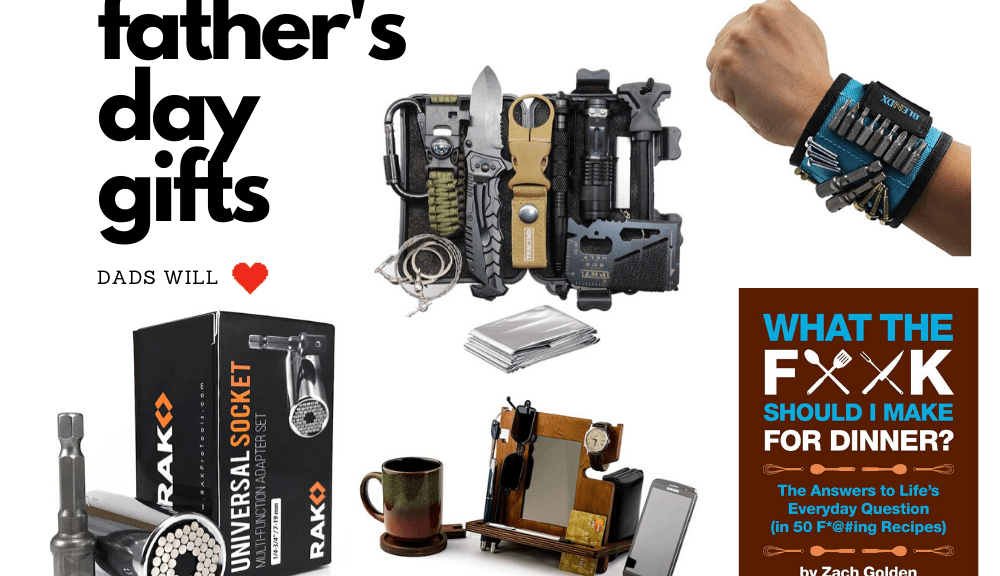 Father's Day Gifts 2020 Guide