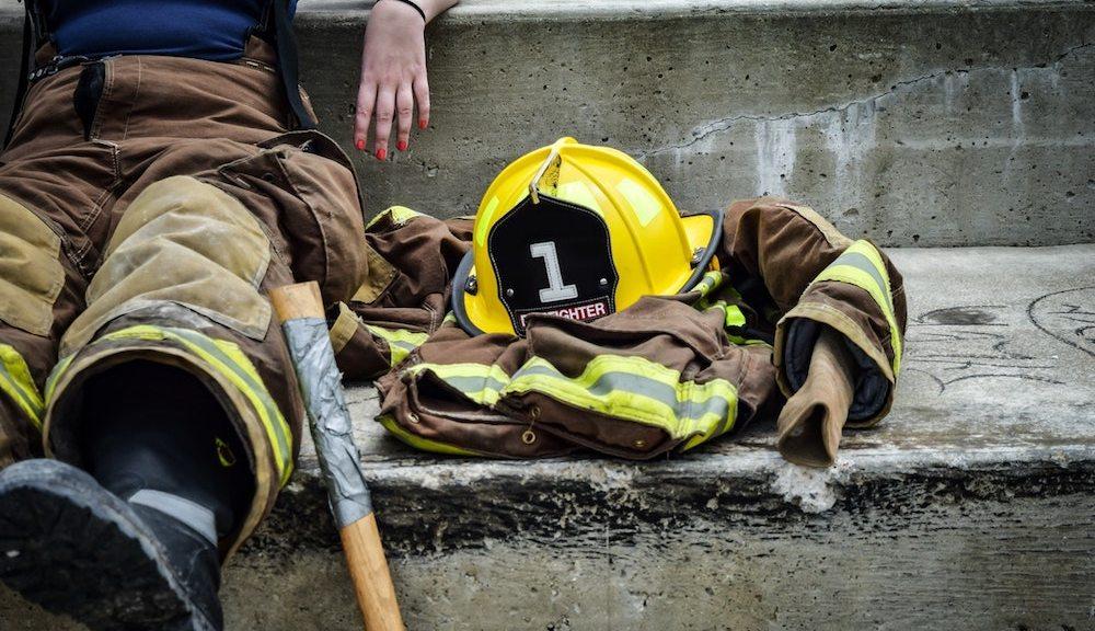 Junior Fire Marshal training