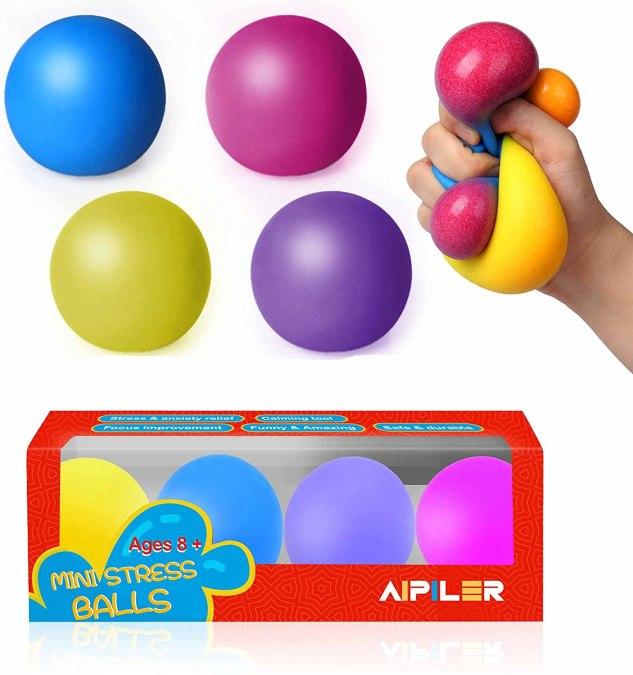 Fidget Toys for Kids Sensory Stress Balls.