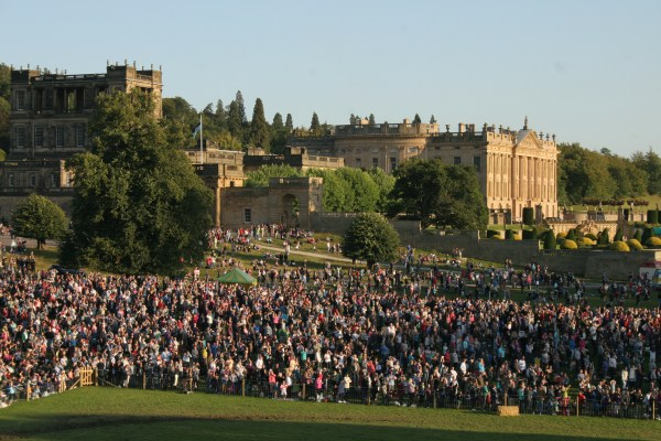 Chatsworth Country Fair September 2016