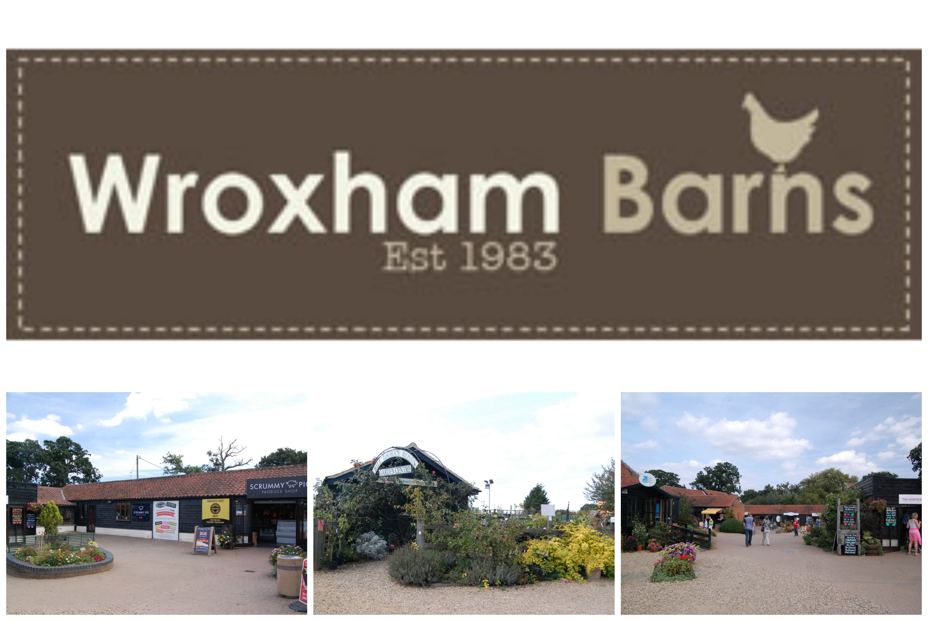 Review: A Family Day Out at Wroxham Barns