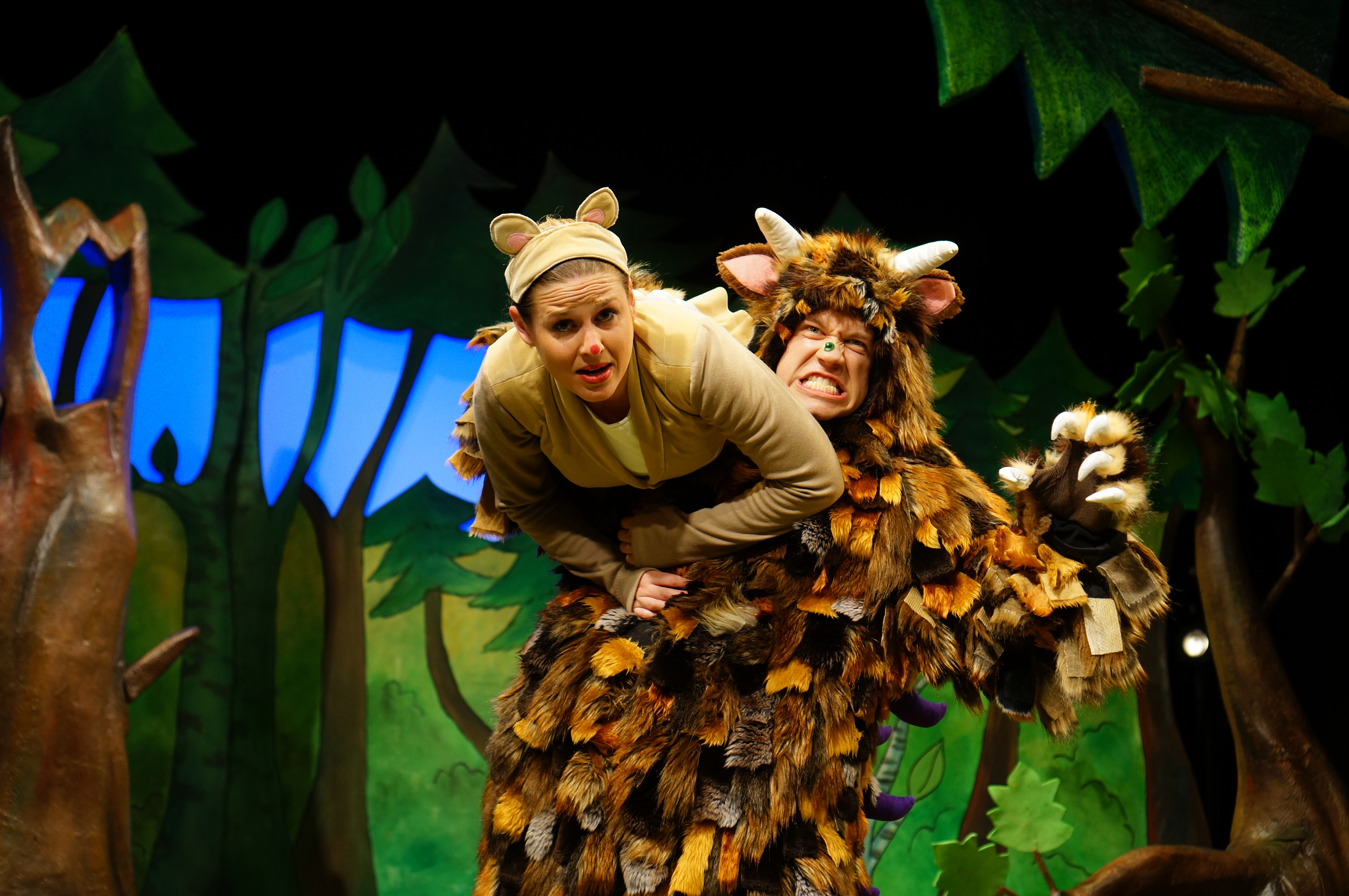 Theatre Review: The Gruffalo Live @ Theatre Royal Nottingham