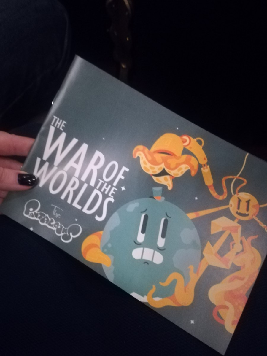 Theatre Review || The Pantaloons' War of the Worlds