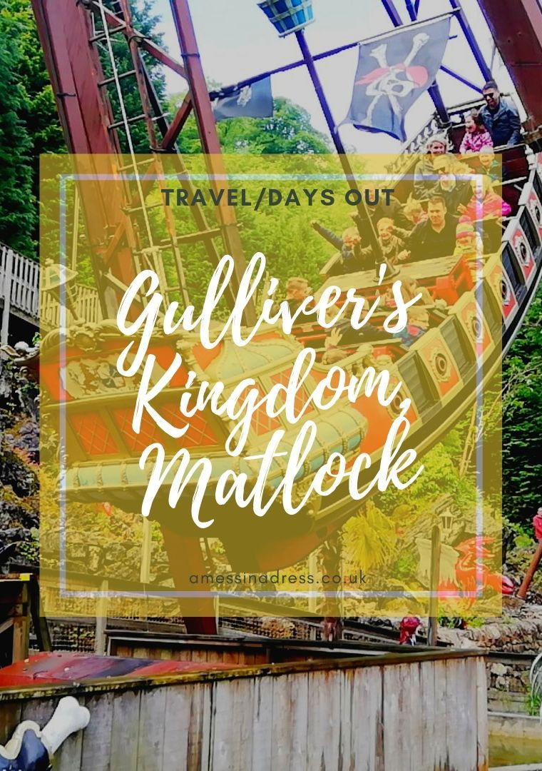 Days Out || Gulliver's Kingdom, Derbyshire