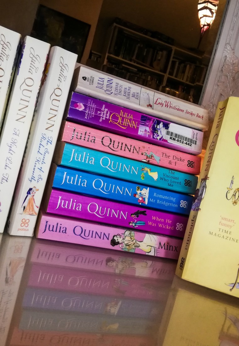 Author Spotlight: Julia Quinn