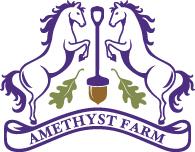 Logo for Amethyst Farm