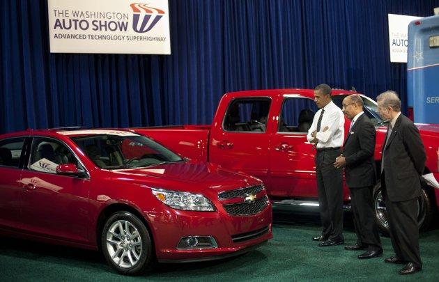 Washington Auto Show 29